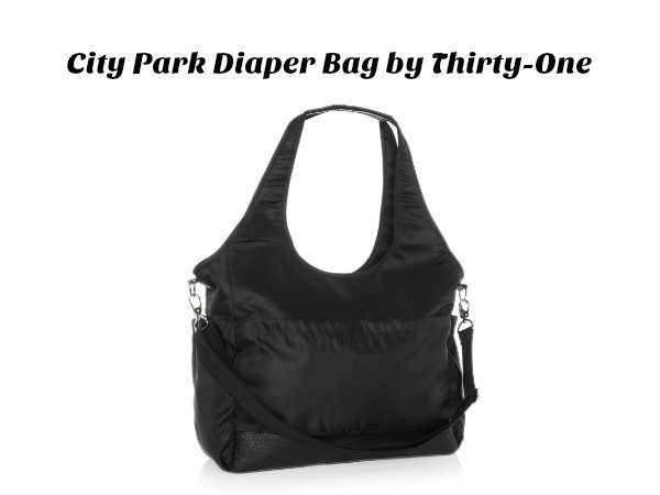 Review: City Park Diaper Bag from Thirty-One